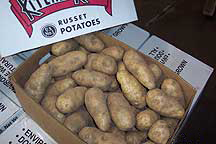 Kitchen Kleen Potatoes in the Box
